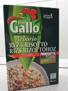 Arborio rizs Riso Gallo