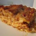 Bolognai lasagna