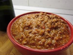 Bolognai lasagne elkészítése 1. - bolognai szósz