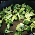 Brokkoli stir fry