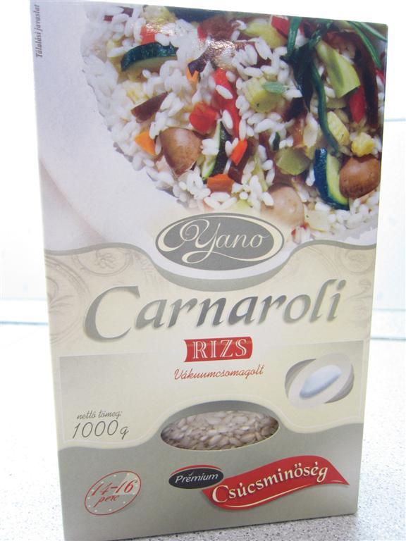 Carnaroli rizs Yano