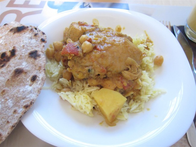 Csirke curry