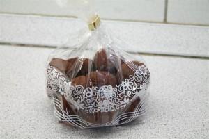 Csoki trüffel ajándék csomagolásban