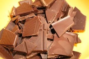 Csoki mousse