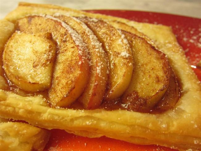 A világ legegyszerűbb almás sütije