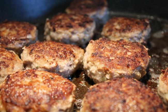 Fleischküchle: eredeti sváb fasírt