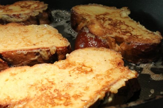 French toast, édes bundáskenyér