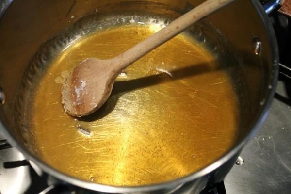 Karamellizált cukor