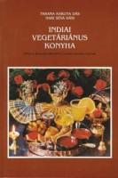 Indiai vegetáriánus konyha könyv