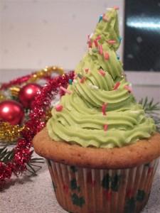 Karácsonyfa süti