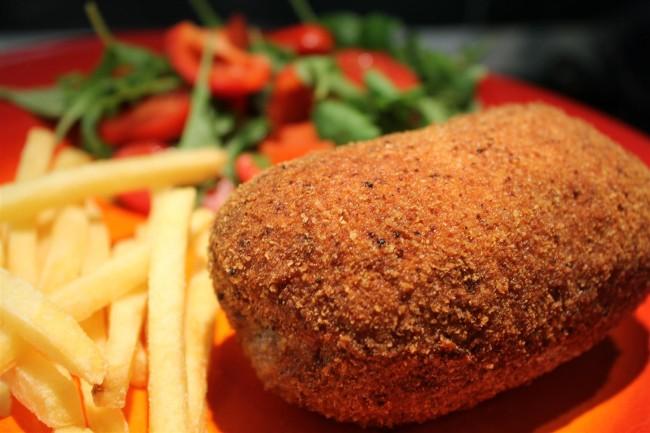 Kijevi csirke recept