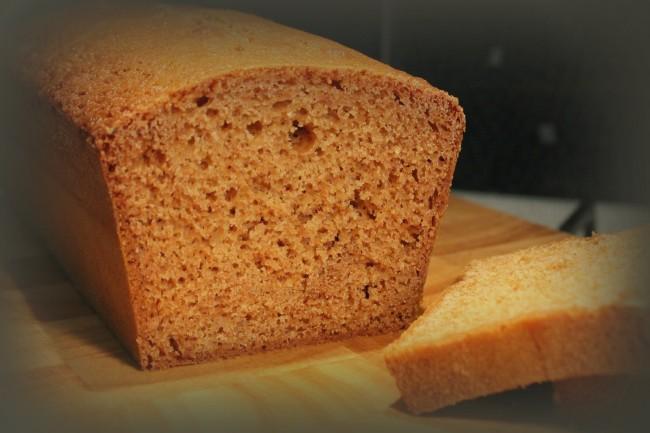 Mézeskalács formában sütve – pain d'épices