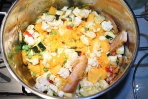 Minestrone recept: add hozzá a zöldségeket