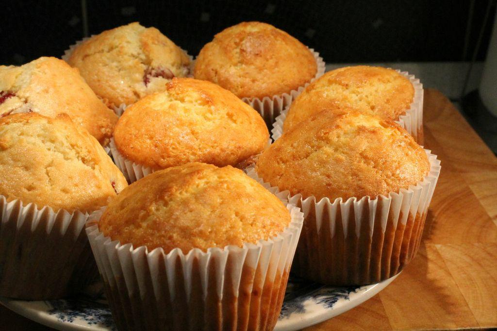 Muffinsi Resepti