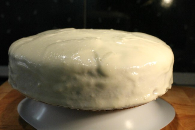 Krémsajtos tortakrém