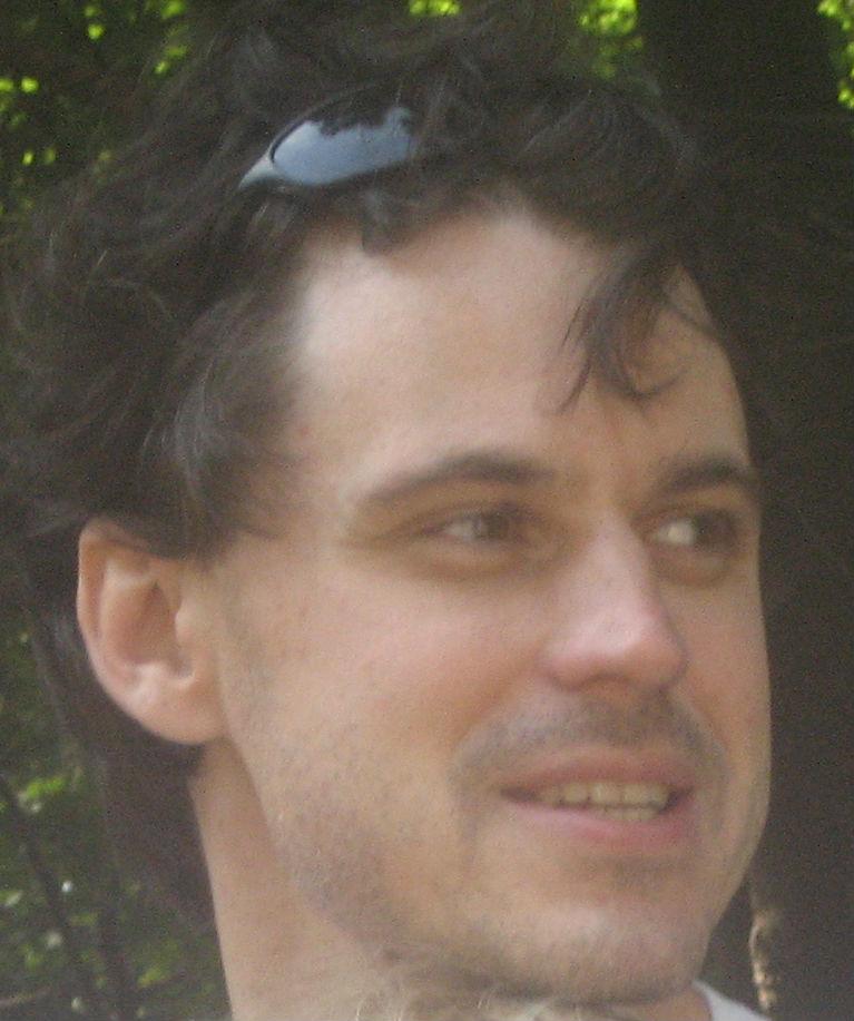 Balázs Szilágyi - author of LoveToEatItalian blog
