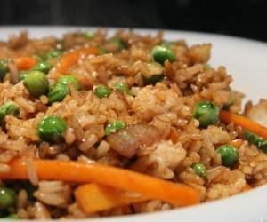 Főtt rizs receptek