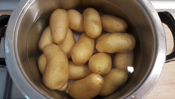 Bécsi krumplisaláta recept 1