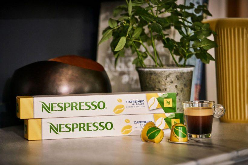 Cafezinho do Brasil – új Nespresso kávé