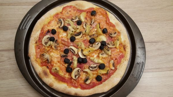 Capricciosa pizza recept 10