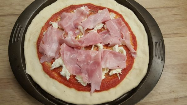 Capricciosa pizza recept 6