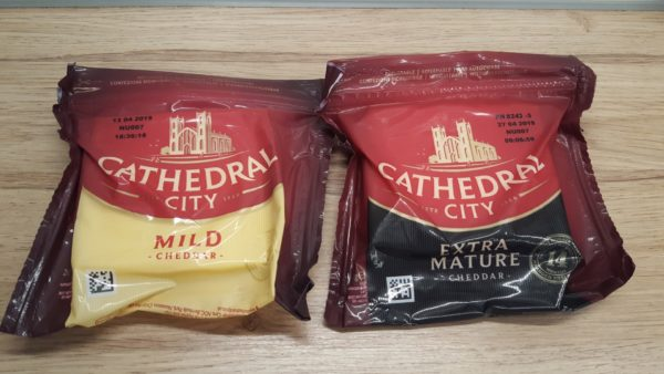 Cathedral City Cheddar sajt