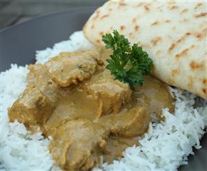 Csirke korma curry