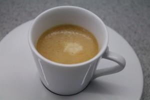 Otthon készített espresso