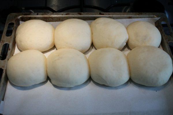 Hamburger zsemle készítése 10