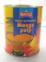 Mangó püré konzerv