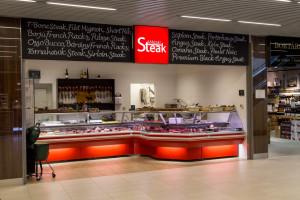 MészárSteak hentes, Hegyvidék Bevásárlóközpont