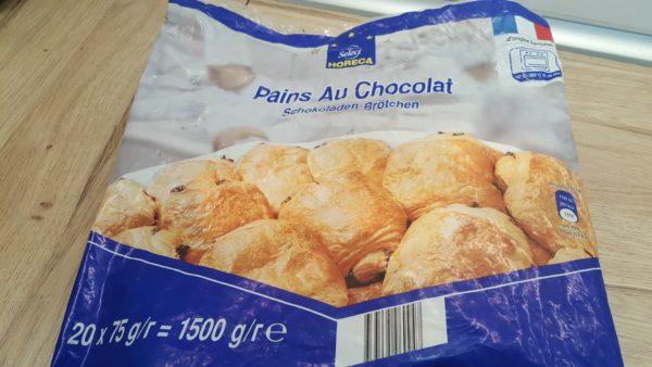 Metro pain au chocolat