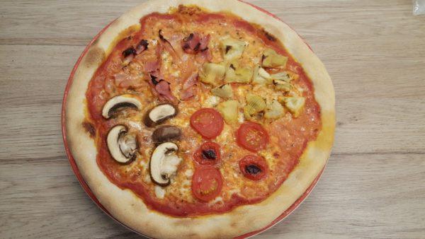 Négy évszak pizza