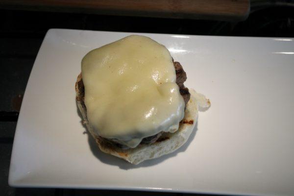 Sajtburger összeállítása 2