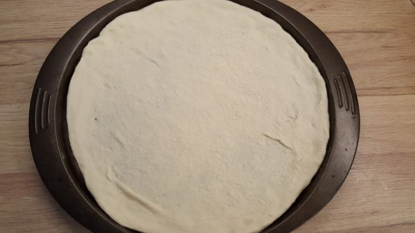 Sonkás articsókás pizza recept 1