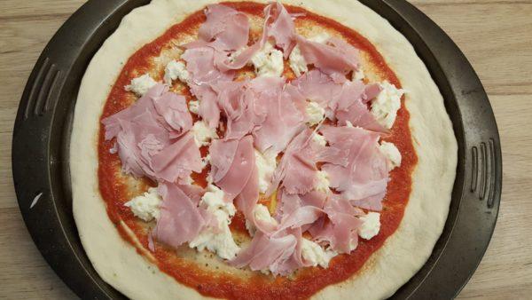 Sonkás articsókás pizza recept 5