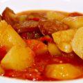 Spanyol paprikás krumpli