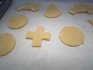 Sütemény gyerekeknek - számos süti formák