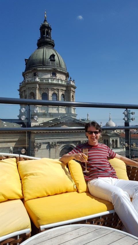 Szilágyi Balázs - Aria Hotel HighNote Skybar Budapest - Baziliika