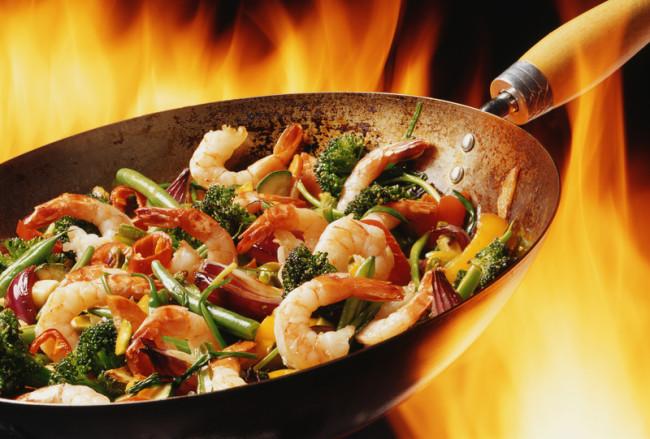 Hogyan használjam a wokot?